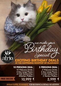 Atrio Cafe & Grill Islamabad