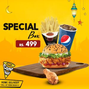 Cone Heads Peshawar Specialty