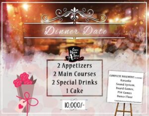 Once Upon A Time Cafe Complete Menu