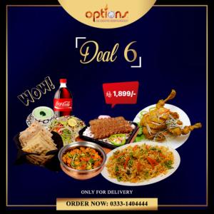 Options Restaurant Barkat Market Deals 3