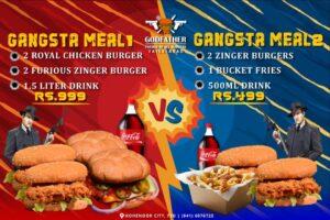 Godfather Burger Faisalabad Discounted Deals 3