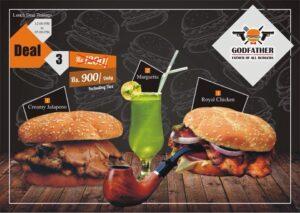 Godfather Burger Faisalabad Discounted Deals 6