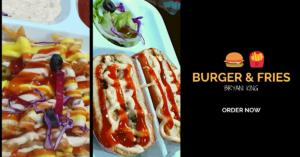 Biryani King and Burgers Barkat Market 1