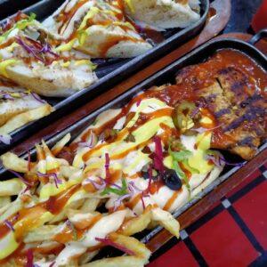 Biryani King and Burgers Barkat Market