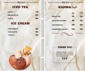 Cup Shup Menu Prices 7