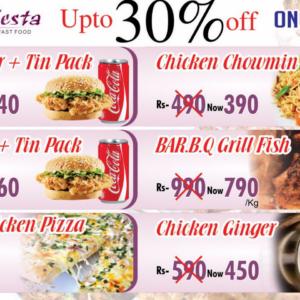 De Fiesta Restaurant Discounted Deals 1