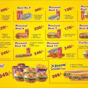 De Fiesta Restaurant Discounted Deals 2