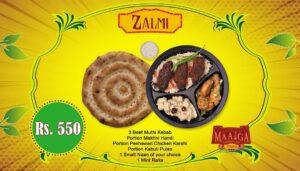 Maalga Restaurant Lahore Deals 1