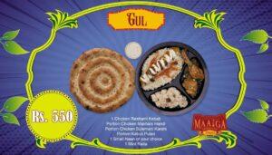 Maalga Restaurant Lahore Deals