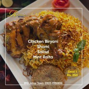 Reems Bistro Lahore Deals 3