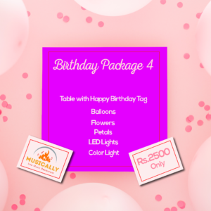 Birthday Packages 4