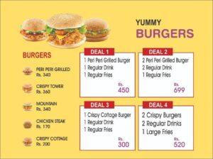 Chicken Cottage Sialkot Deals 1