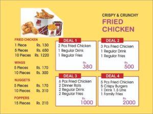 Chicken Cottage Sialkot Deals
