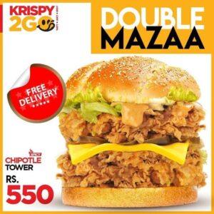 Krispy 2 Go Discounted Deals 2