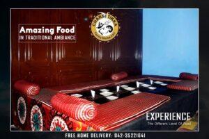 Private Cabin Restaurants in Lahore Charsi Tikka