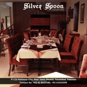 Silver Spoon Faisalabad Photos