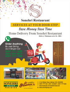 Sonehri Restaurant Sahiwal Deals