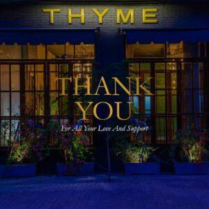 Thyme Restaurant Karachi Photos