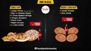 Buddys Kitchen Discounted Deals 1