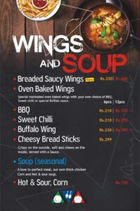Chunk N Cheese Menu Prices 2