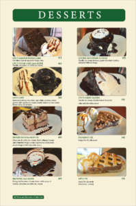 Coffee Tea Company Menu 5