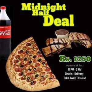 Manhattan Bites Midnight Deal