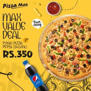 Pizza Max Midnight Deal