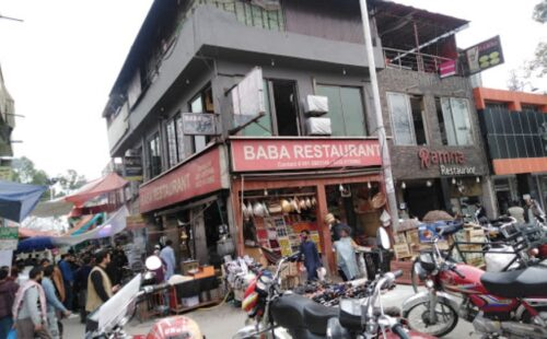 Baba Restaurant Islamabad Pictures