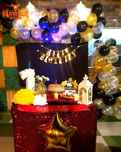 Barbeque Nation Birthday Celebration 3