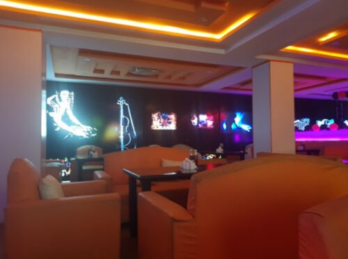 Hangout Cafe Islamabad Pictures