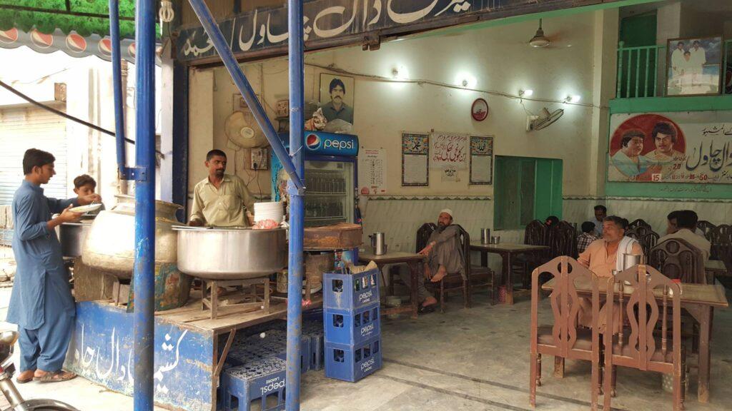 Kashmiri Daal Chawal Lakshmi Chowk Pictures 1