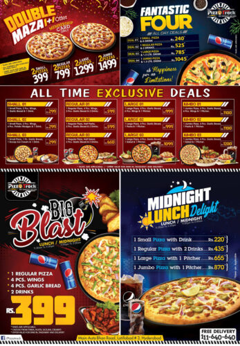 Pizza Track Discounted Deals 1