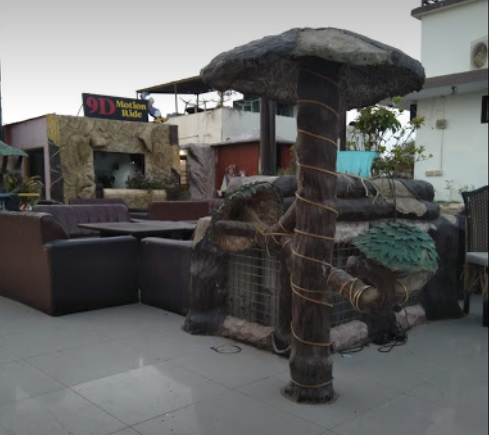 Rooftop Restaurant Photos