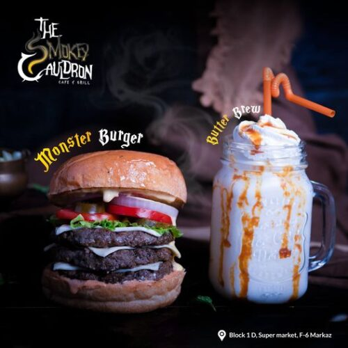 The Smokey Cauldron Specialty 1