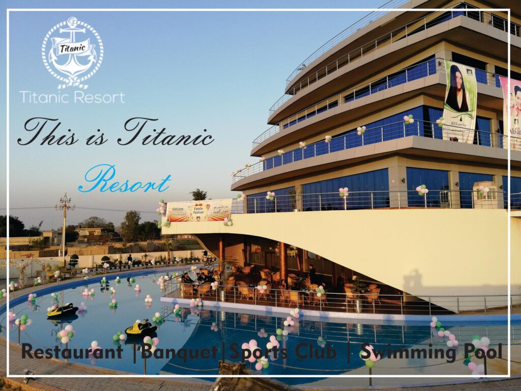 Titanic Resort Faisalabad Pictures