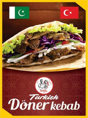 Turkish Doner Kebab Menu Prices 1