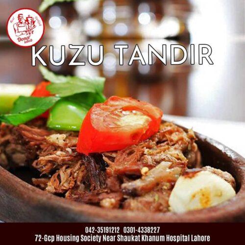 Turkish Doner Kebab Specialty 1