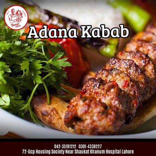 Turkish Doner Kebab Specialty 4