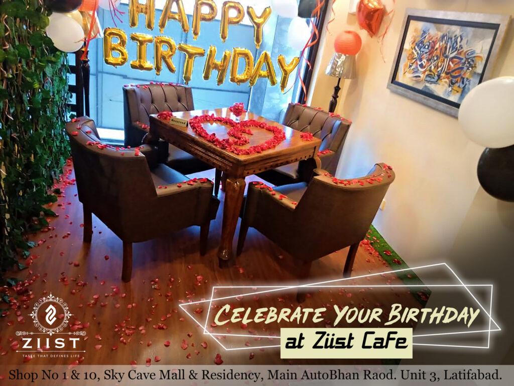 Ziist Hyderabad Birthday Celebration