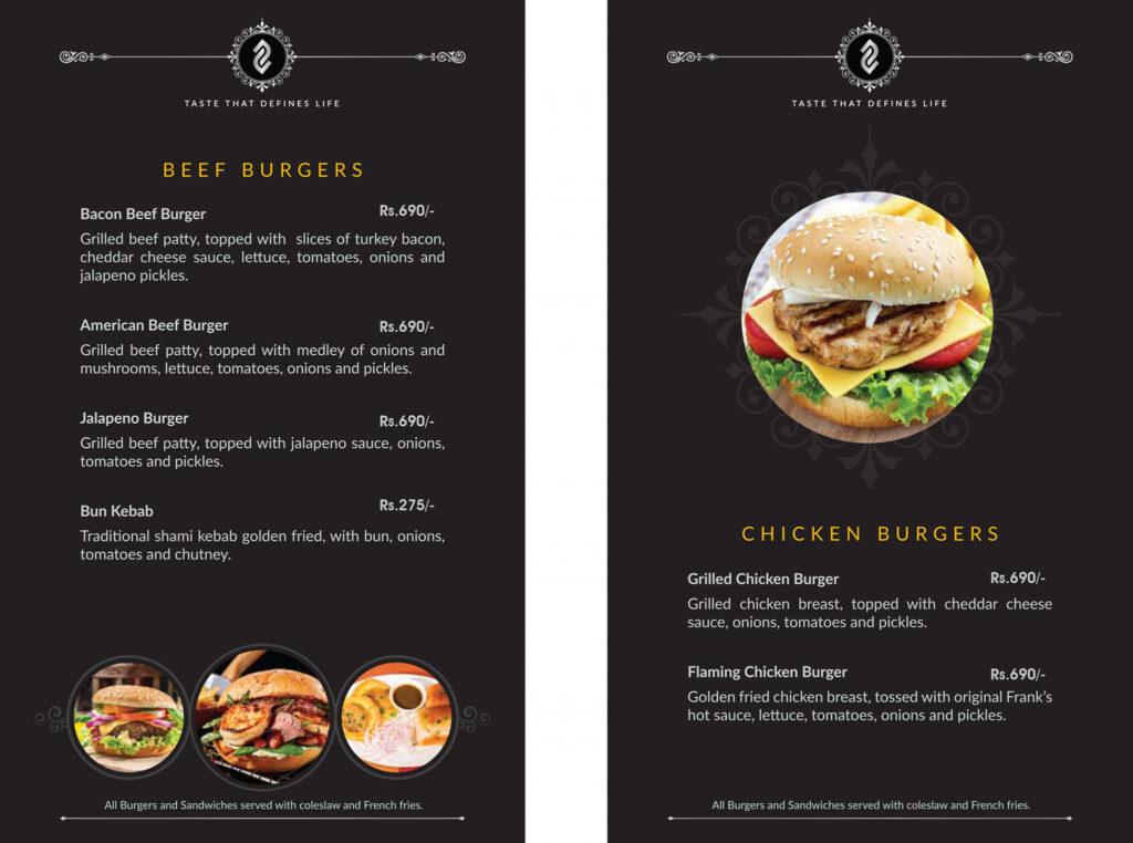 Ziist Hyderabad Burgers