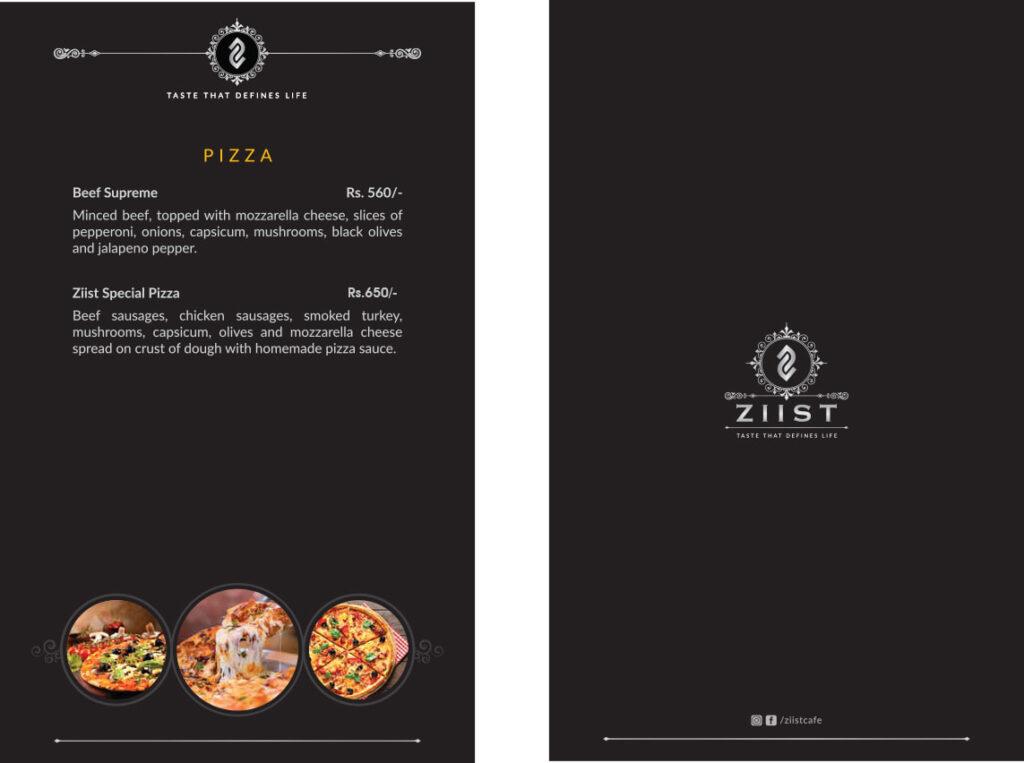 Ziist Hyderabad Pizza