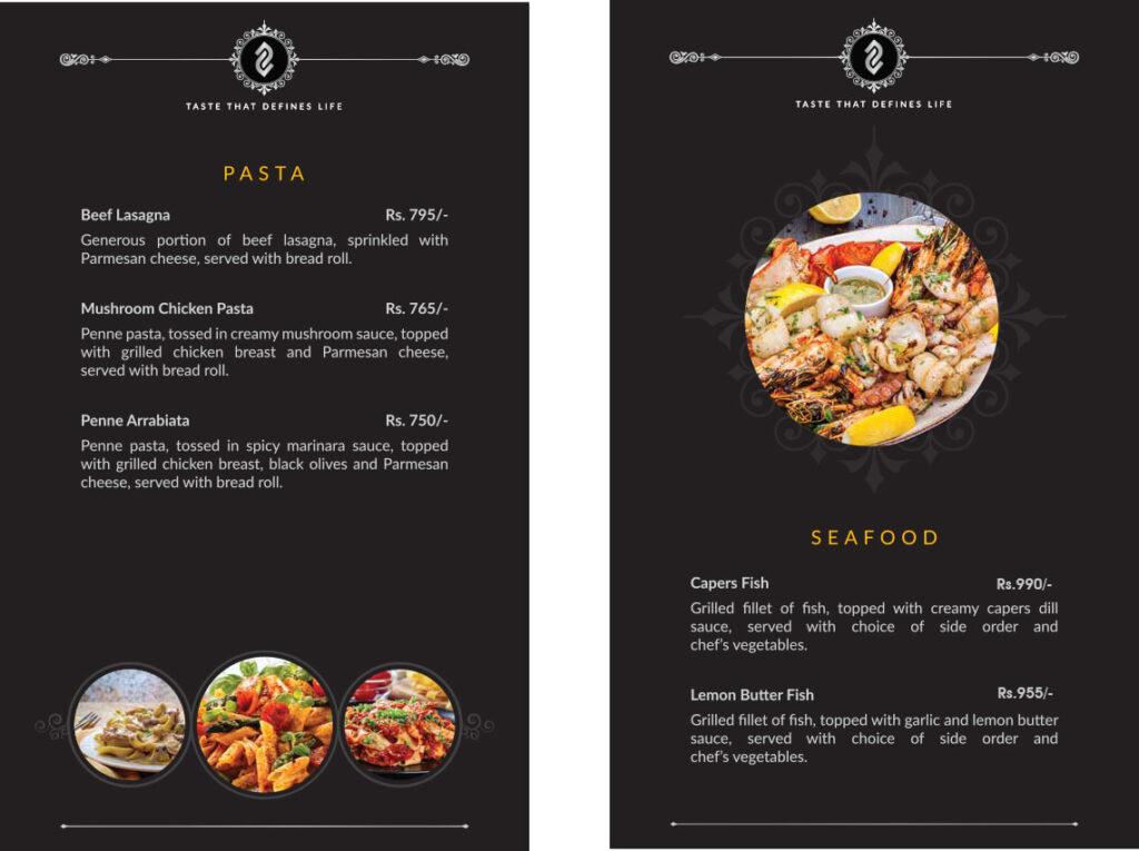 Ziist Hyderabad Seafood