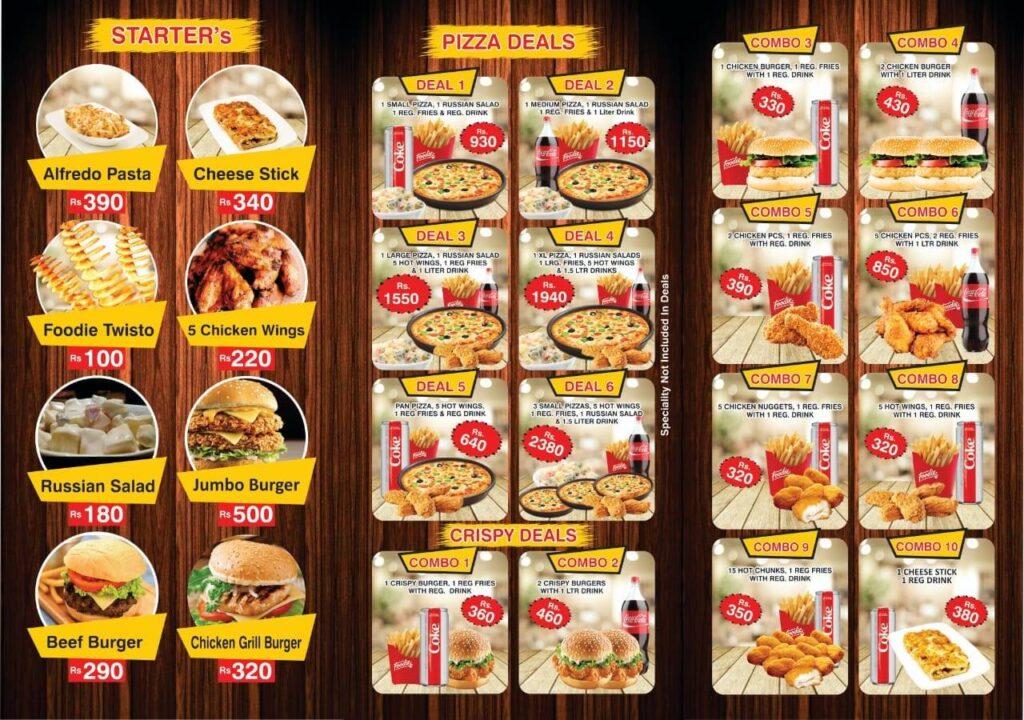 Foodie Sialkot Deals