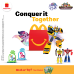 McDonald's Happy Meal Toys This Week Pakistan
